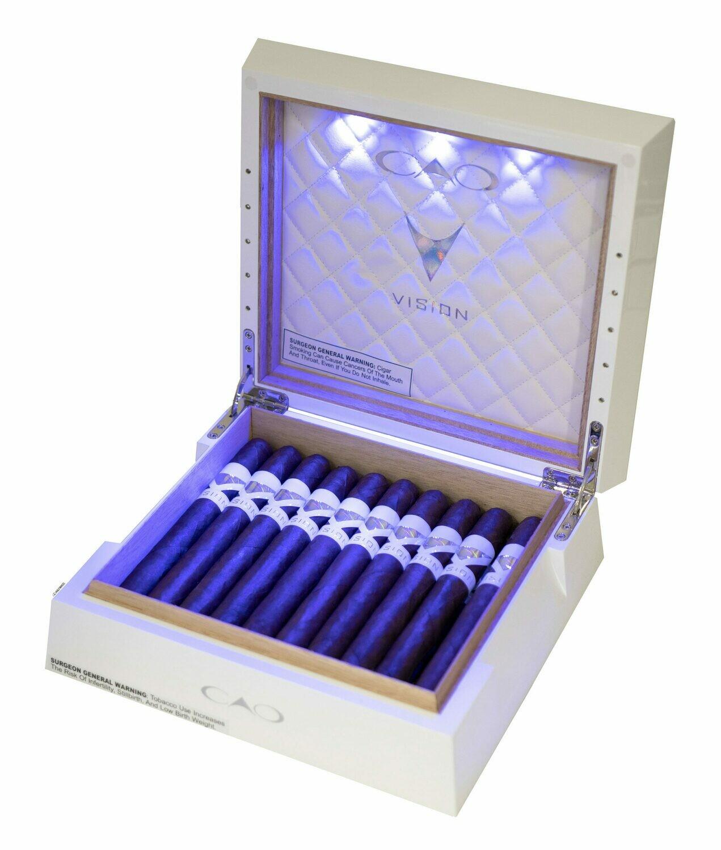 CAO VISION CHURCHILL (7x52) Box of 20 Cigars