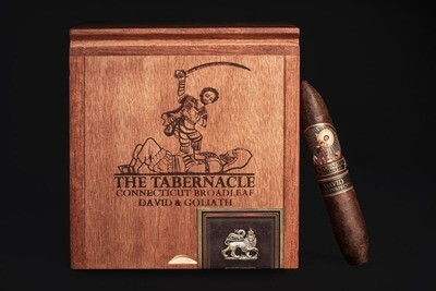 Foundation Cigars - Tabernacle David - (5x54) Limited Edition - Box of 25