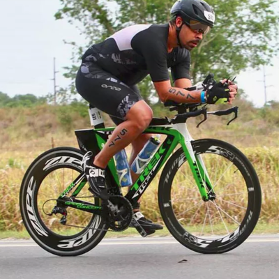 Atleta - Ruben Mendez