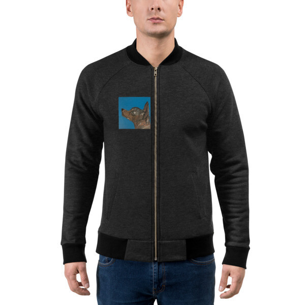 Bomber Jacket by Eric Ginsburg
