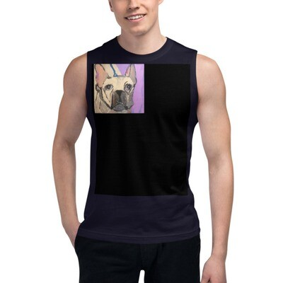 Muscle Shirt by Eric Ginsburg