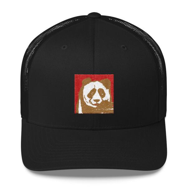 "Trucker Cap by Eric Ginsburg ""Oatmeal"""