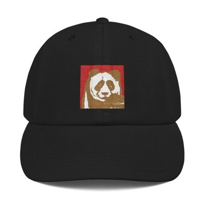 Champion Dad Cap by Eric Ginsburg