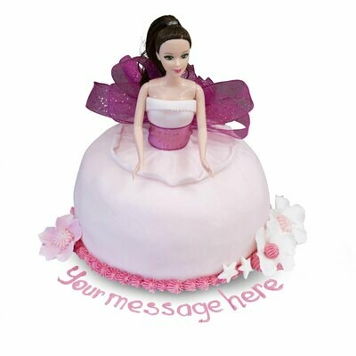 Doll Cake Dome