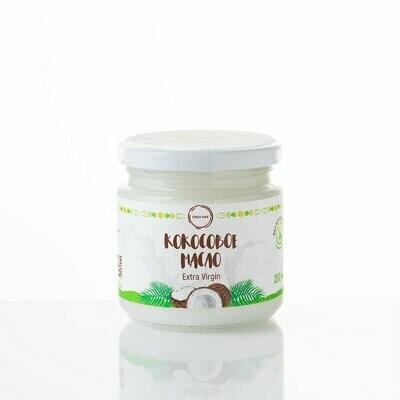 Масло кокосовле 100% натуральное бережной обработки 200 мл COCO DAY