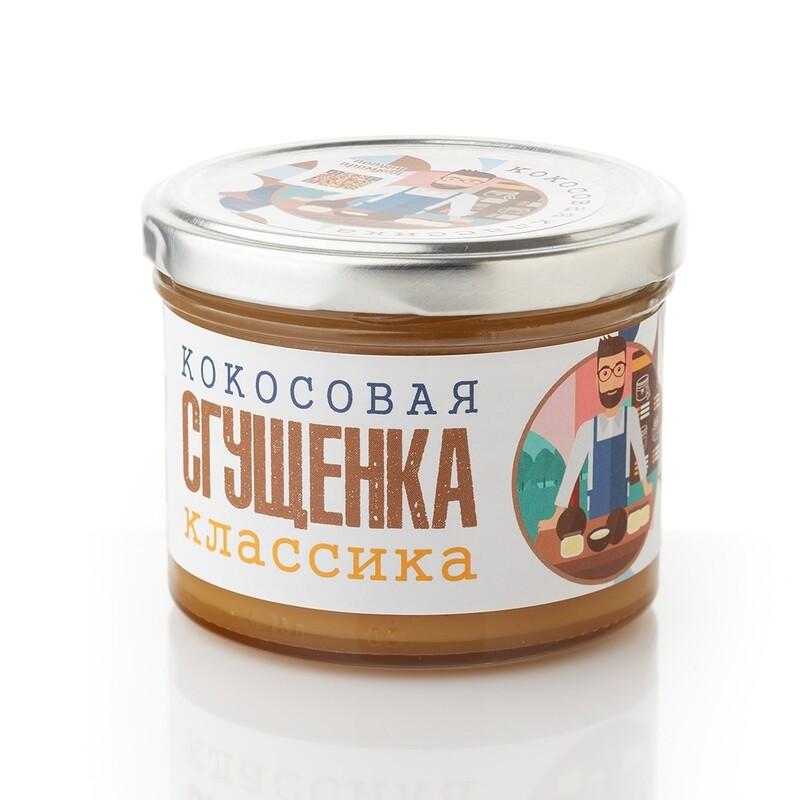 Десерт  КЛАССИК VEGAN MILK  premium 250 ml VIKTOR COOK