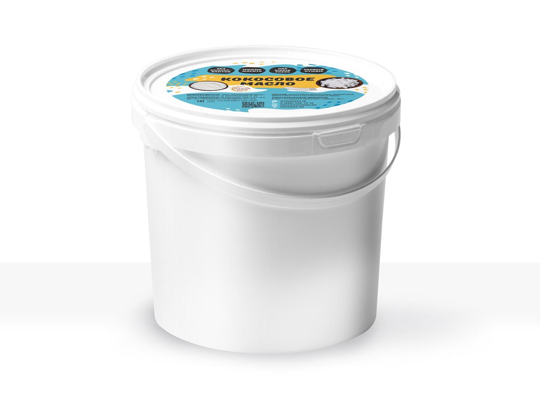 Масло кокосовое PREMIUM  one virgin press  5 кг. COCO DAY