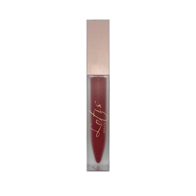 Scarlet Matte Liquid Lipstick