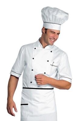 Giacca Cuoco Alicante Mezza Manica