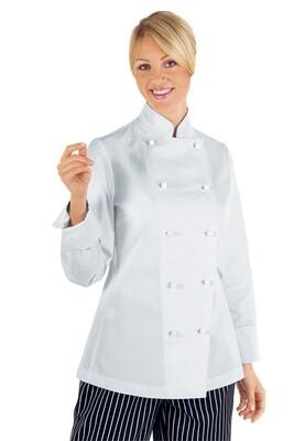Giacca Lady Chef Bottoni Antipanico