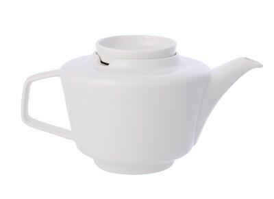 Villeroy & Boch, Affinity - caffettiera con coperchio, 1 litro.
