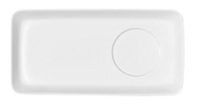 Bauscher b1100 / 6200 - Set portata rettangolare, 25 cm