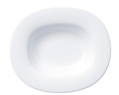Villeroy & Boch, Affinity - piatto ovale fondo, 23 cm