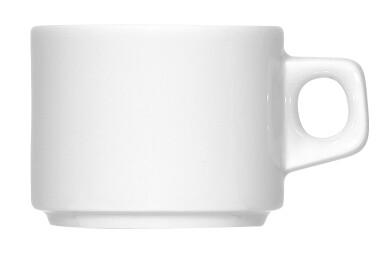 Bauscher b1100 / 6200 - Tazza impilabile 0,10 litri