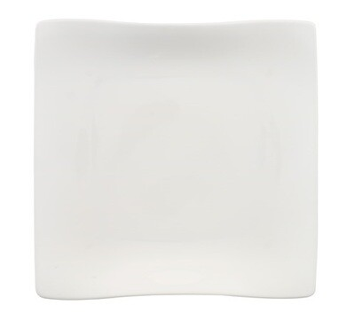 Villeroy & Boch, Cera - Piatto piano quadrato, 28 cm
