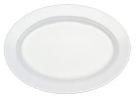 Villeroy & Boch, Corpo - Piatto contorno ovale 21 cm