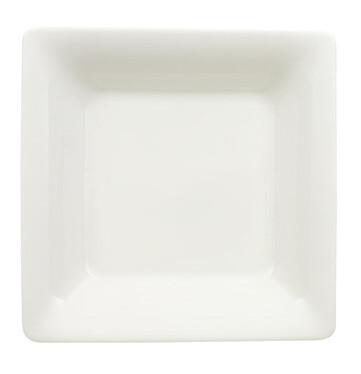 Villeroy & Boch, Pi Carré - Piatto quadrato fondo 22 cm