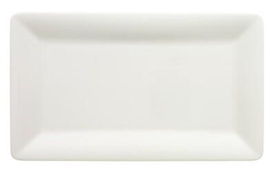 Villeroy & Boch, Pi Carré - Piatto grande rettangolare, 32 cm