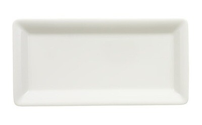 Villeroy & Boch, Pi Carré - Piatto rettangolare, 24 cm