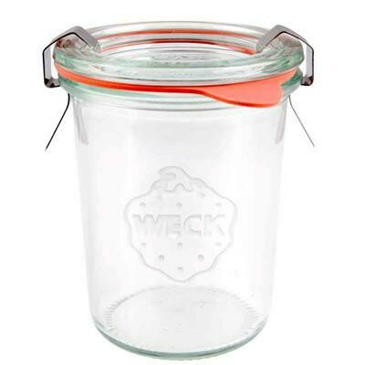 Weck - Vaso con coperchio 16 ml