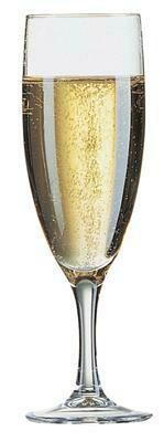 Calice Flute 17 cl Elegance - Arcoroc