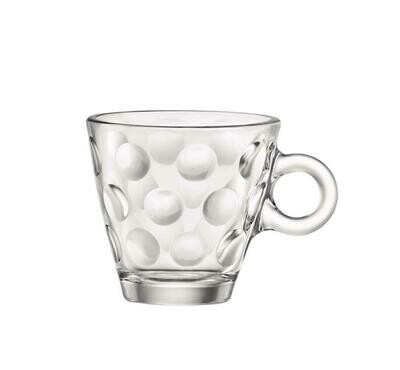 Tazza Caffè 10 cl Dots Bormioli Rocco
