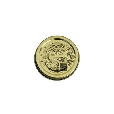 Bormioli Rocco - Capsule 70 mm Quattro Stagioni