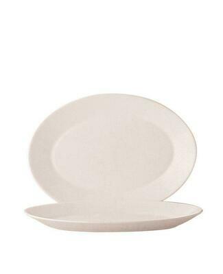 Arcoroc - Piatto Ovale 29x21,5 cm Restaurant