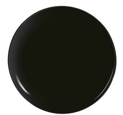 Arcoroc - Piatto Pizza 32 cm Nero Evolutions Black
