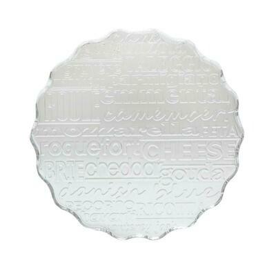 Tirolix - Piatto 38,5 cm Cheese
