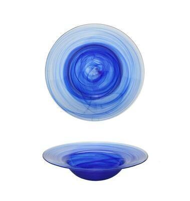 Tirolix - Pasta Bowl 23 cm Blu Atlas