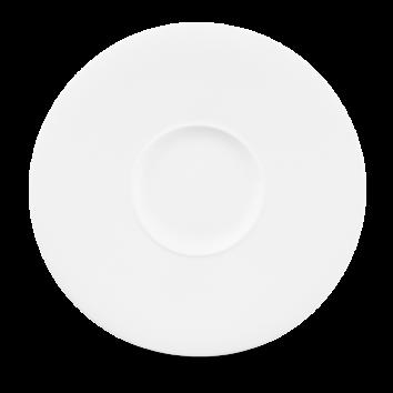 WIDE RIM PLATE 28 cm