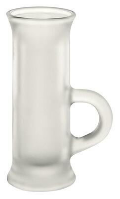 Bicchiere Wodka 4,5 cl Satinato Polo 13218118 Borgonovo