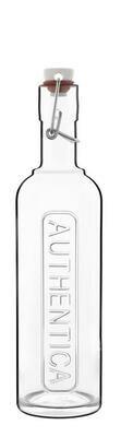 Bormioli Luigi - Bottiglia Con Tappo Ermetico 52,5 cl Authentica