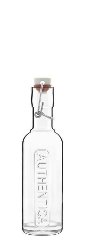 Bormioli Luigi - Bottiglia Con Tappo Ermetico 27,3 cl Authentica