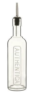 Bormioli Luigi - Bottiglia Con Tappo Versatore 52,5 cl Authentica