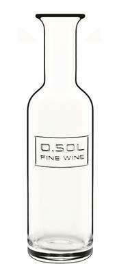 Bormioli Luigi - Bottiglia Vino 50 cl Optima