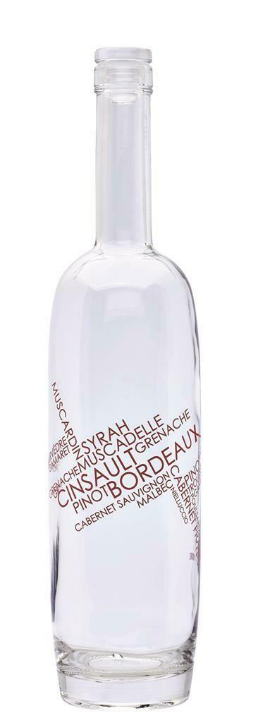 Durobor - Bottiglia Cepages Rouge 75 cl Bottle Cep
