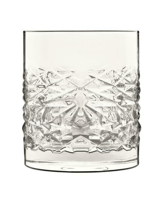 Bicchiere Textures Dof 38 cl Mixology - Bormioli Luigi