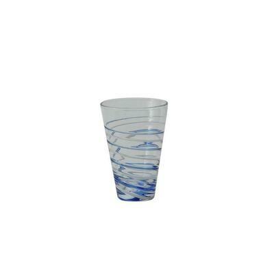 Tirolix - Bicchiere Bibita 50 cl Blu Maya