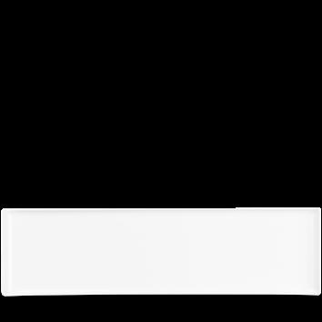 RECTANGULAR CERAMIC BUFFET TRAY
