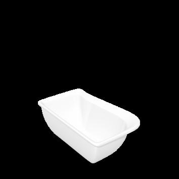 1/4 DEEP SERVING DISH