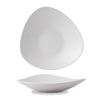 LOTUS MELAMINE SHALLOW BOWL