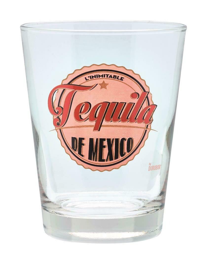 Durobor - Bicchiere 22 cl Rose Dallas Conic Tequila