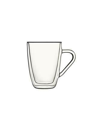 Bormioli Luigi - Mug Con Manico 32 cl Thermic Glass