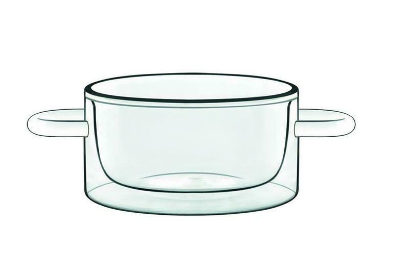 Bormioli Luigi - Tegamino 27 cl Thermic Glass