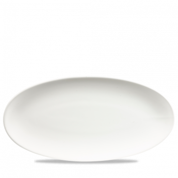 CHEFS' OVAL PLATE