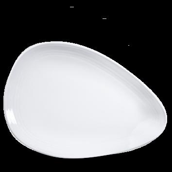 ORGANIC OVAL PLATE