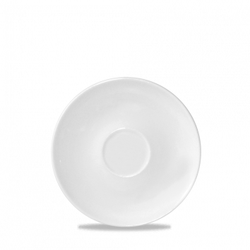 LARGE COUPE SAUCER