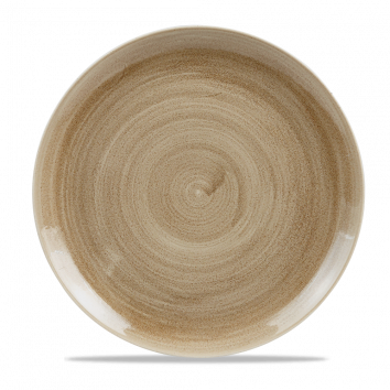 LARGE COUPE PLATE